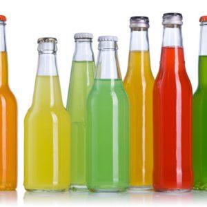 Die Getränkeauswahl