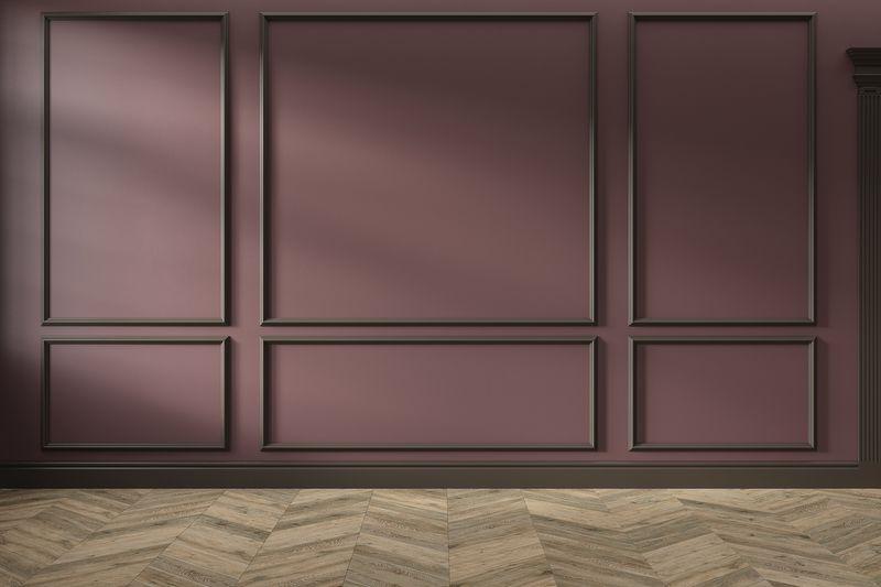 Primo Leisten runden deine Räume optisch ab