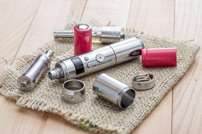 Was gibt es bei E-Zigaretten zu beachten?