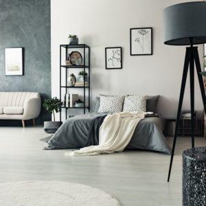 Die Lampe für das Wohnzimmer