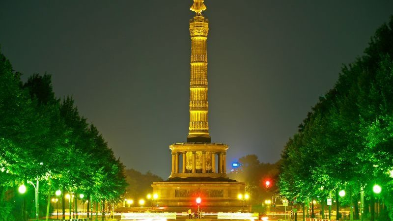 Ein Trip von Berlin nach Frankreich